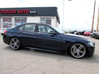Used 2012 BMW 3 Series 335i Luxury Line Sedan Navigation camera Certified 2YR Warranty for sale in Milton, ON
