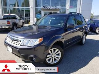 Used 2011 Subaru Forester X LIMITED  NAVIGATION-SUNROOF-AWD for sale in Port Coquitlam, BC