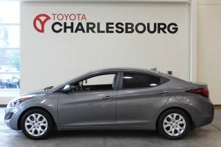 Used 2014 Hyundai Elantra GLS for sale in Quebec, QC