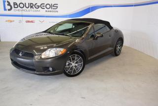 Used 2012 Mitsubishi Eclipse Spyder GS for sale in Rawdon, QC