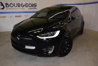 Used 2017 Tesla Model X 90d, Awd, All Black for sale in Rawdon, QC