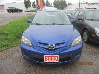 Used 2009 Mazda MAZDA3 GX for sale in Kitchener, ON