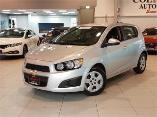 Used 2013 Chevrolet Sonic LS-AUTO-A/C-ONLY 22KM for sale in Toronto, ON