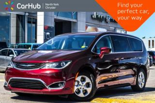 New 2018 Chrysler Pacifica Hybrid New Car Touring+|SafetyTec|RrDVD|7-Pass|17