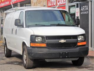 Used 2012 Chevrolet Express Cargo Van for sale in Etobicoke, ON