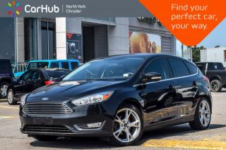 Used 2015 Ford Focus Titanium|Nav|Heat Frnt.Seats|Backup_Cam|Bluetooth|SonySoundSys for sale in Thornhill, ON