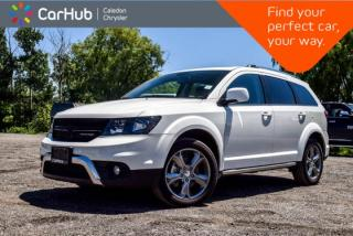 Used 2017 Dodge Journey Crossroad|AWD|7 Seater|Navi|Sunroof|DVD|Backup Cam|Bluetooth|19
