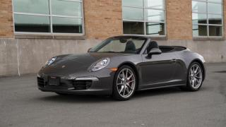 Used 2015 Porsche 911 Carrera 4S Cabriolet for sale in Vancouver, BC
