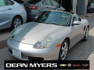 Used 2001 Porsche Boxster Roadster for sale in North York, ON