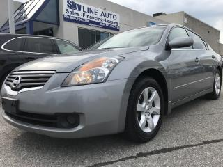 Used 2009 Nissan Altima 2.5 S LEATHER|SUNROOF|HEATED SEATS|ALLOYS|CERTIFIED for sale in Concord, ON
