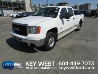 Used 2010 GMC Sierra 3500 HD WT 4x2 Crew Cab 167wb for sale in New Westminster, BC