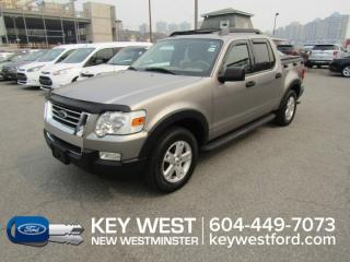 Used 2008 Ford Explorer Sport Trac XLT 4x4 131wb for sale in New Westminster, BC