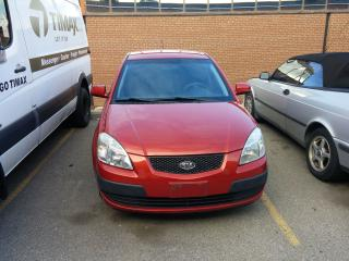 Used 2007 Kia Rio5 Hatchback for sale in Mississauga, ON