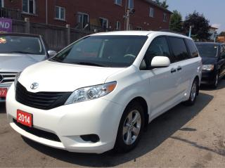 Used 2014 Toyota Sienna Alloys / LOW KM !!! for sale in Scarborough, ON