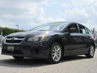 Used 2013 Subaru Impreza 2.0L SPORT / ONE OWNER / COLLISION  FREE for sale in Newmarket, ON