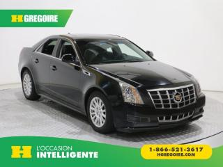 Used 2012 Cadillac CTS MAGS A/C GR ELECT for sale in St-Léonard, QC