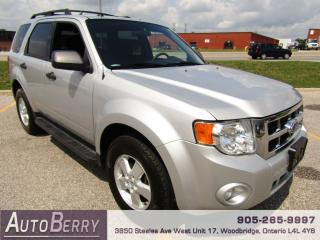 Used 2009 Ford Escape XLT - FWD - 3.0L for sale in Woodbridge, ON