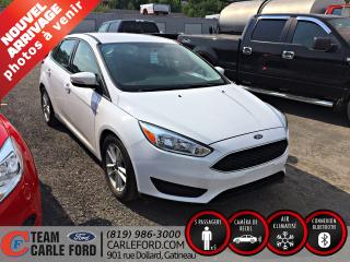 Used 2015 Ford Focus Ford Focus SE 2015, Seulement 31,345km for sale in Gatineau, QC