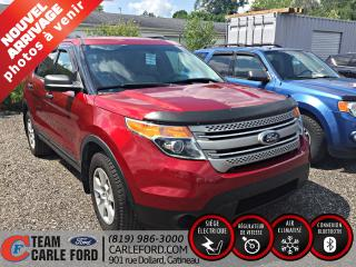 Used 2013 Ford Explorer Ford Explorer 2013, AWD, bluetooth for sale in Gatineau, QC
