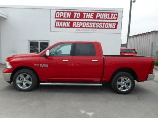 Used 2014 RAM 1500 Big Horn for sale in Etobicoke, ON