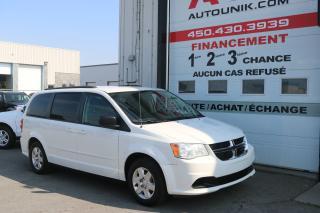 Used 2012 Dodge Grand Caravan Familiale 4 portes SXT for sale in Mirabel, QC