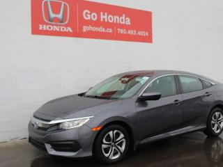 Used 2018 Honda Civic Sedan LX Sedan for sale in Edmonton, AB