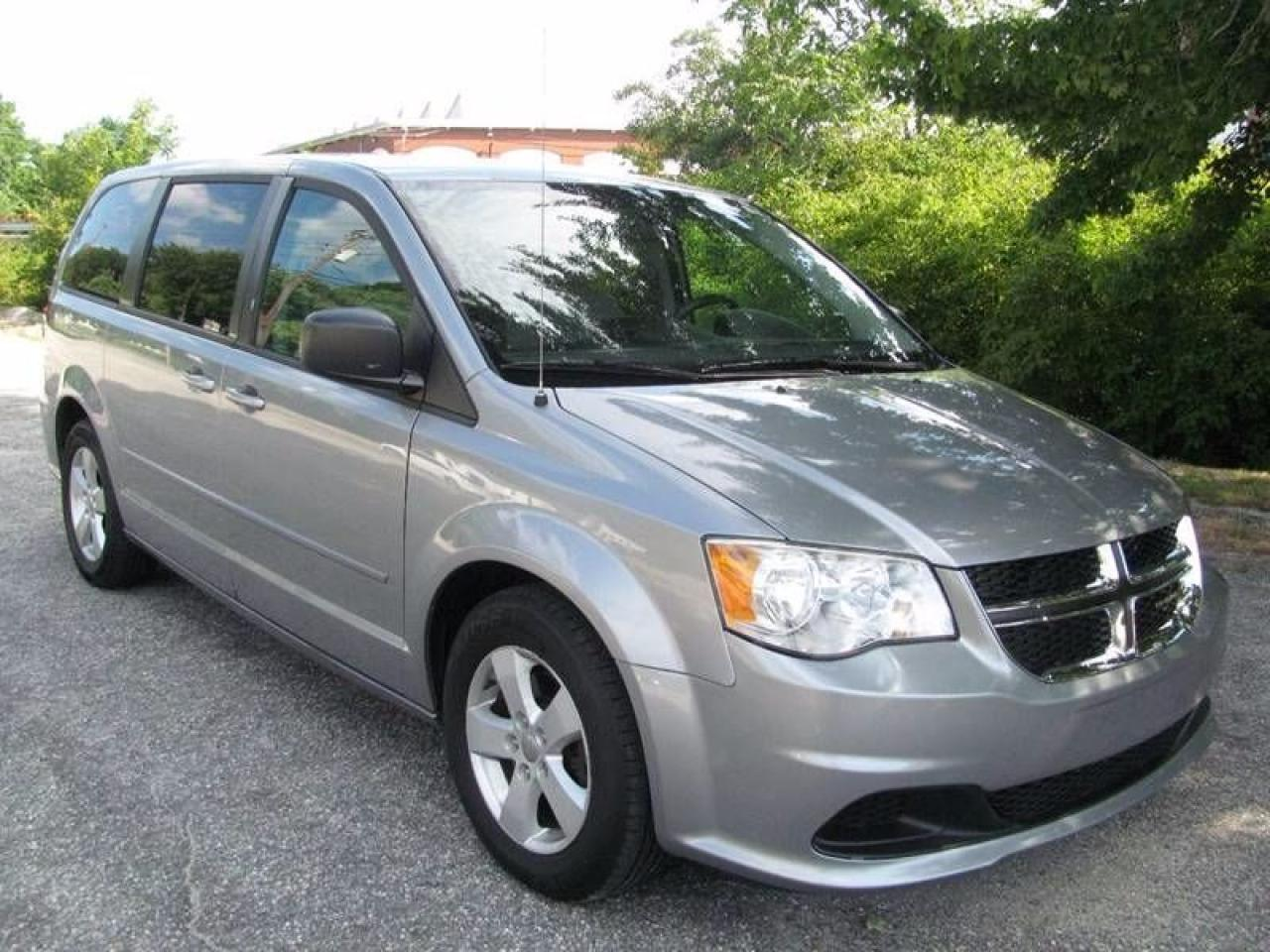 2013 Dodge Grand Caravan SE - REAR STOW N'GO - REAR AIR - ALLOYS
