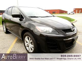 Used 2010 Mazda CX-7 GT - AWD - 2.3L - Leather for sale in Woodbridge, ON