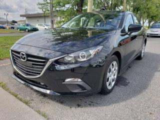 Used 2016 Mazda MAZDA3 Gx - Gar for sale in Drummondville, QC