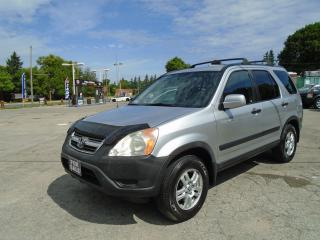 Used 2002 Honda CR-V EX AWD AUTO for sale in King City, ON