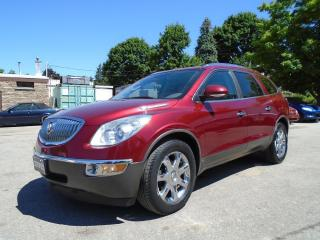 Used 2008 Buick Enclave CXL AWD 7 PASSENGER for sale in King City, ON