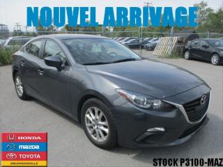 Used 2014 Mazda MAZDA3 Gs-Siegchauf+cam+mag for sale in Drummondville, QC