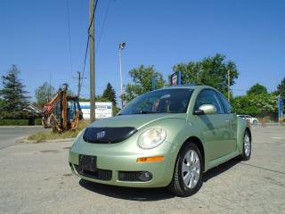 Used 2008 Volkswagen Beetle Trendline AUTO for sale in King City, ON
