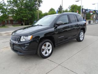 Used 2013 Jeep Compass NORTH Auto , 4x4 for sale in King City, ON