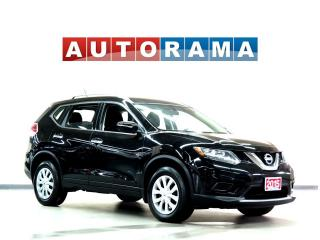 Used 2015 Nissan Rogue SL NAVIGATION BACKUP CAM LEATHER SUNROOF 4WD for sale in North York, ON