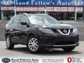 Used 2016 Nissan Rogue S MODEL, AWD, REARVIEW CAMERA for sale in North York, ON