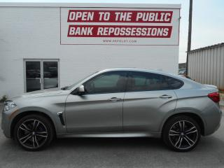 Used 2015 BMW X6 M M for sale in Etobicoke, ON