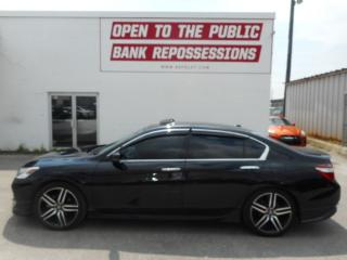 Used 2017 Honda Accord Touring for sale in Etobicoke, ON