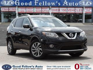 Used 2015 Nissan Rogue SL MODEL, AWD, LEATHER SEATS, PANORAMIC ROOF, NAVI for sale in North York, ON