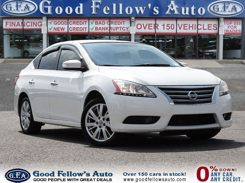 2013 Nissan Sentra in North York | Good Fellows Auto Wholesalers