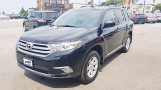 Used 2013 Toyota Highlander 4X4 - 7 PASSANGERS for sale in Hamilton, ON
