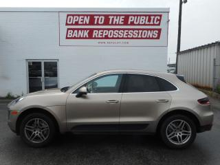 Used 2015 Porsche Macan S for sale in Etobicoke, ON