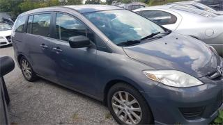 Used 2010 Mazda MAZDA5 GS for sale in North York, ON