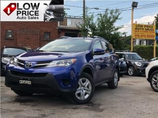 Used 2014 Toyota RAV4 LE*AllWheelDrive*HtdSeats*Camera*FullOpti* for sale in York, ON