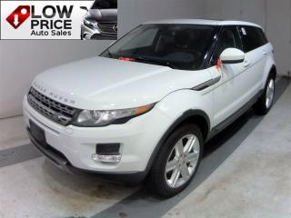 Used 2015 Land Rover Evoque Pure Plus*PanoramicRoof*Navi*Camera*ExtraClean* for sale in York, ON