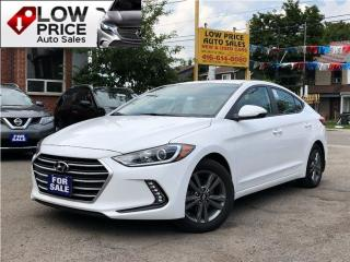 Used 2017 Hyundai Elantra GLS*AllPowerOpti*HtdSeats*BlindSpot*Camera for sale in York, ON