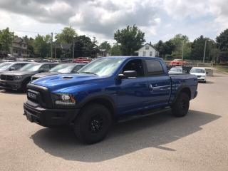 Used 2018 RAM 1500 Rebel for sale in Mitchell, ON
