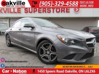 Used 2015 Mercedes-Benz CLA-Class 250 | 4MATIC | NAVI | 1 OWNER | LOW KM for sale in Oakville, ON