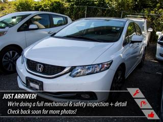 Used 2014 Honda Civic Touring , Factory Warrenty Until 2021 for sale in Port Moody, BC