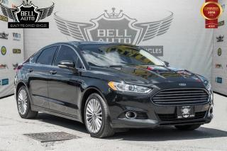 Used 2014 Ford Fusion TITANIUM NAVIGATION BACKUP CAMERA SUNROOF LEATHER AWD for sale in Toronto, ON